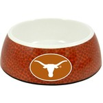 GameWear University of Texas Classic Football Pet Bowl