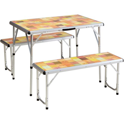Coleman® Outdoor Picnic Table Set - view number 3