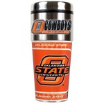 Great American Products Oklahoma State University 16 oz. Travel Tumbler - view number 1