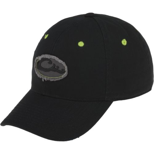 Drake Waterfowl Men's Frayed Logo Cap