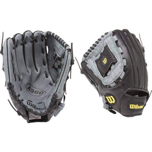 "Wilson Youth A360 12"" Baseball Glove Left-handed"