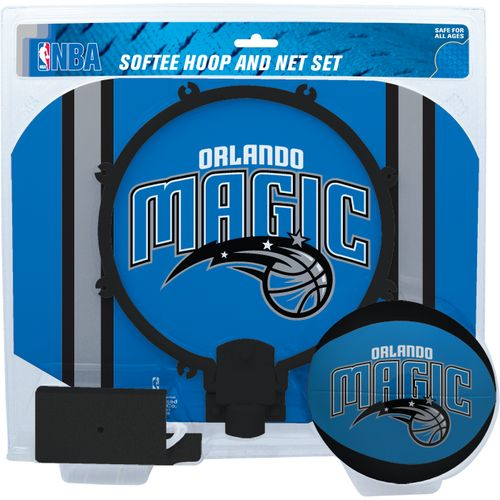 Jarden Sports Licensing Kids' Orlando Magic Slam Dunk Softee Hoop Set