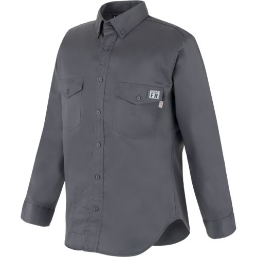 Wolverine Men's Flame Resistant Twill Shirt - view number 1