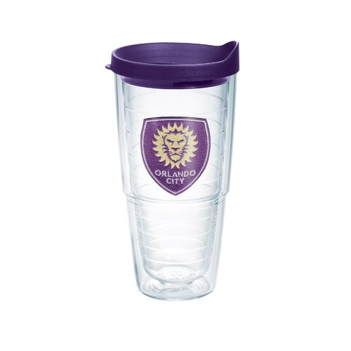 Tervis Orlando City SC 24 oz. Tumbler with Lid