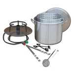 King Kooker Portable Propane Outdoor Boiling Package