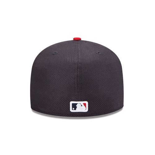 New Era Men's Minnesota Twins 2015 Home Diamond Era Cap - view number 4