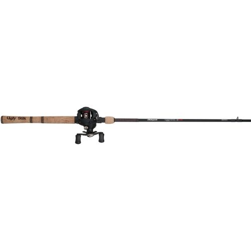 "Display product reviews for Shakespeare® Ugly Stik® Elite 6'6"" MH Baitcast Rod and Reel Combo"