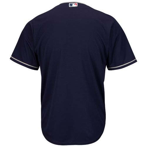 Majestic Men's Cleveland Indians Cool Base® Replica Jersey - view number 2