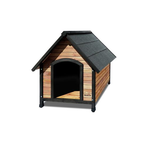 Precision Pet Products Extreme Outback Country Lodge Doghouse