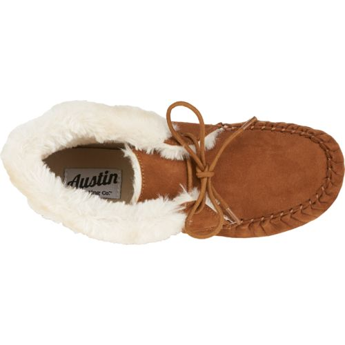 Austin Trading Co. Women's Ankle Moc Slippers - view number 4