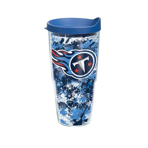 Tervis Tennessee Titans Splatter 24 oz. Travel Tumbler