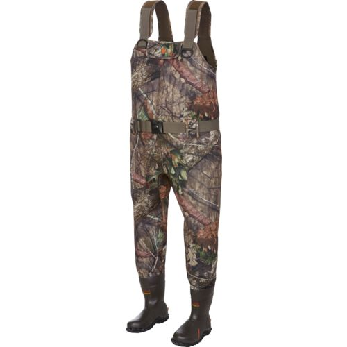 Image for Game Winner® Men's Sportsman 400 Neoprene Boot-Foot Waders from Academy