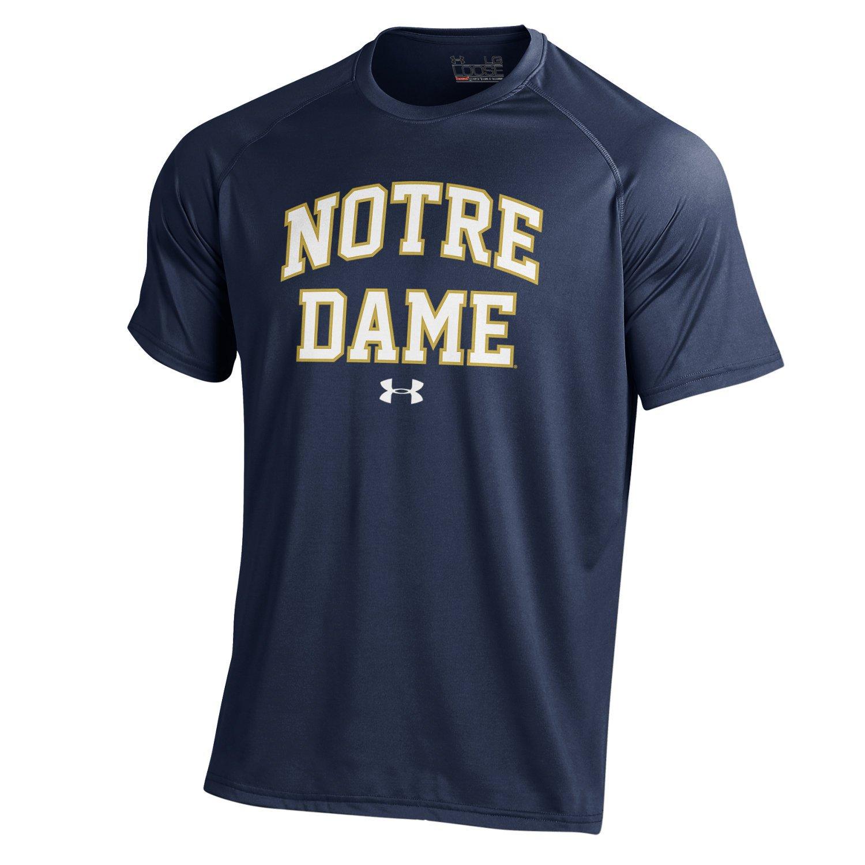 Under Armour™ Men's University of Notre Dame Nu Tech T-shirt