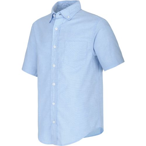 Display product reviews for Austin Trading Co. Boys' Short Sleeve Oxford Uniform Shirt