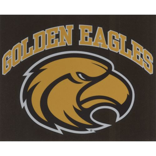 "Stockdale University of Southern Mississippi 8"" x 8"" Vinyl Die-Cut Decal"