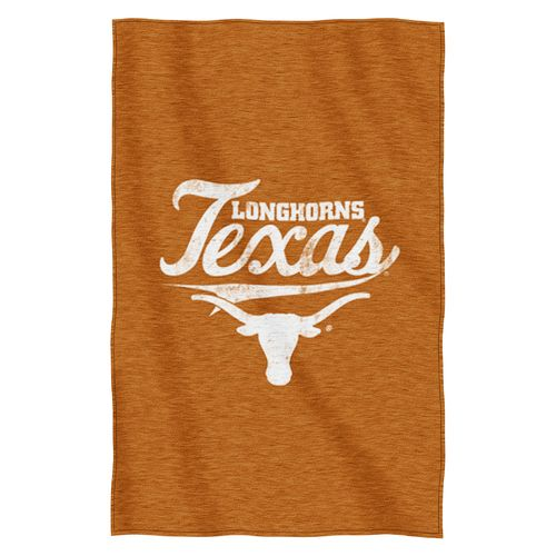 The Northwest Company University of Texas Sweatshirt Throw