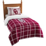 The Northwest Company University of Oklahoma Twin Comforter and Sham Set - view number 1