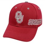 Top of the World Kids' University of Oklahoma Shine On Cap