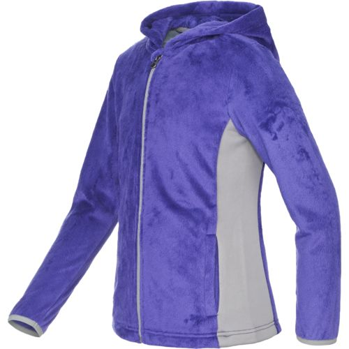 Display product reviews for Magellan Outdoors™ Girls' Pieced Monkey Fleece Jacket