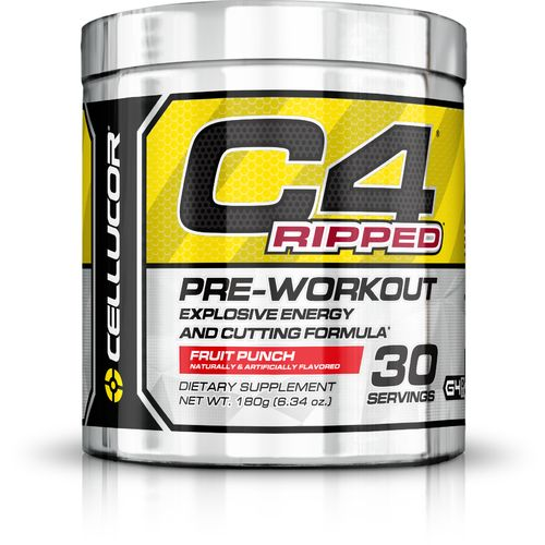 Cellucor C4 Ripped Preworkout Supplement - view number 1