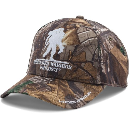 Under Armour Men's Camo WWP Cap