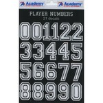 Academy Sports + Outdoors™ Number Decals 20-Pack