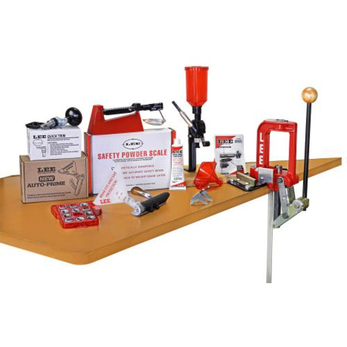 Display product reviews for Lee Breech Lock Challenger Reloading Press Kit