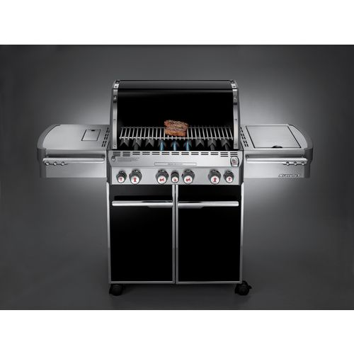 Weber® Summit® E-470™ 4-Burner Liquid Propane Gas Grill - view number 2