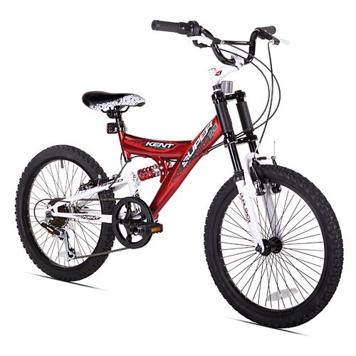 "KENT Boys' Super 20"" 7-Speed Mountain Bicycle"