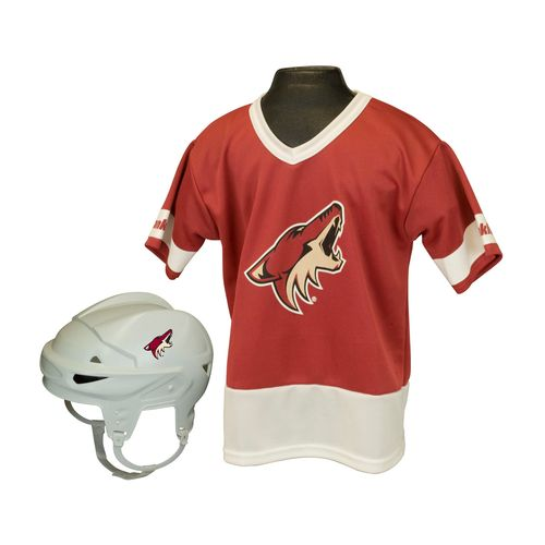 Franklin Kids' Arizona Coyotes Uniform Set