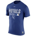 Nike Men's Kansas City Royals Team Issue Performance T-shirt