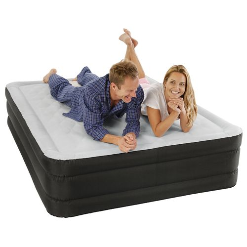 Air Comfort Deep Sleep Queen Raised Air Mattress with Built In Pump - view number 3