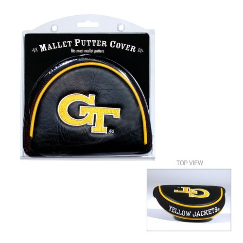 Team Golf Georgia Tech Mallet Putter Cover