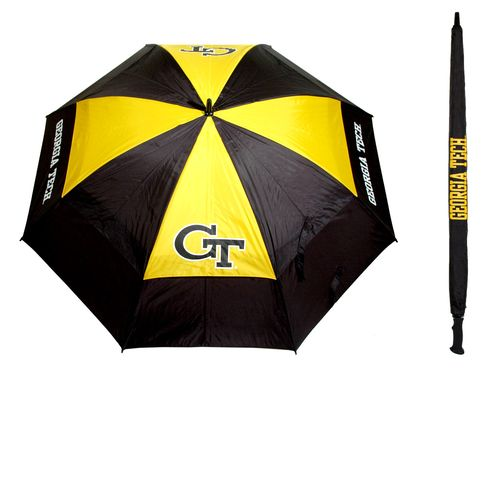 Team Golf Adults' Georgia Tech Umbrella