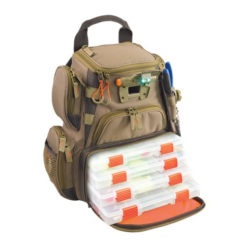 Wild River® Tackle Tek™ Recon Lighted Fishing Backpack