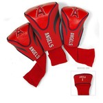 Team Golf Los Angeles Angels Contour Sock Head Covers 3-Pack - view number 1