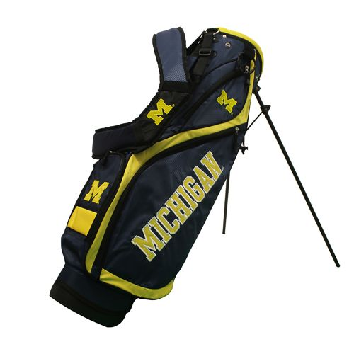 Team Golf University of Michigan Nassau Stand Bag