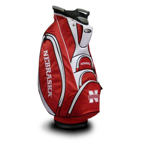 Team Golf University of Nebraska Victory Cart Golf Bag