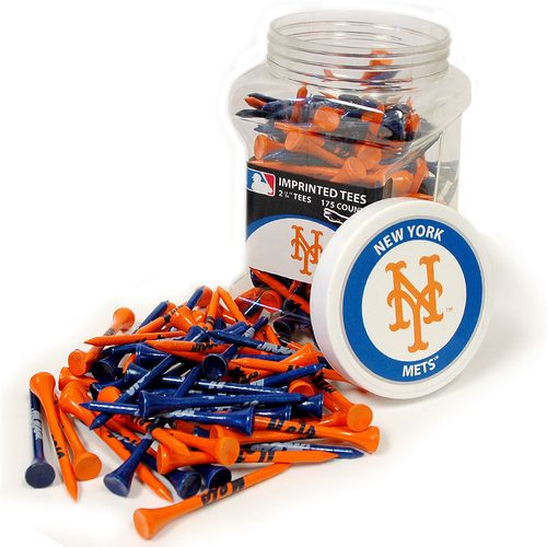Team Golf New York Mets Tees 175-Pack