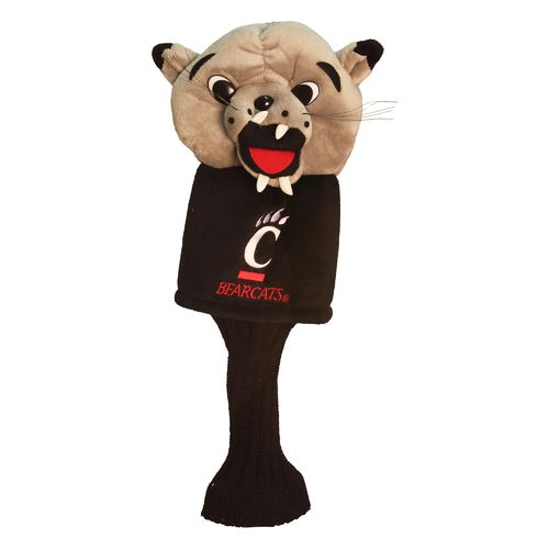Team Golf University of Cincinnati Mascot Head Cover