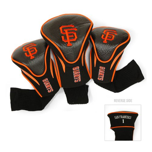 Team Golf San Francisco Giants Contour Sock Head Covers 3-Pack