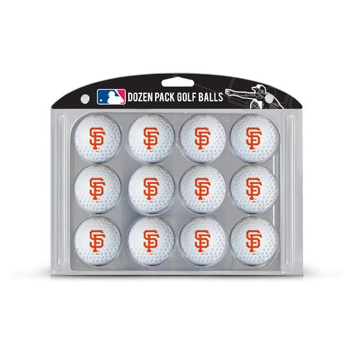 Team Golf San Francisco Giants Golf Balls 12-Pack