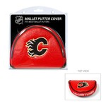 Team Golf Calgary Flames Mallet Putter Cover - view number 1