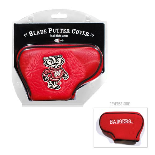 Team Golf University of Wisconsin Blade Putter Cover - view number 1