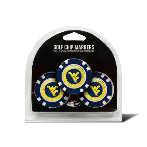 Team Golf West Virginia University Poker Chip and