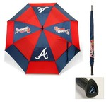 Team Golf Adults' Atlanta Braves Umbrella - view number 1