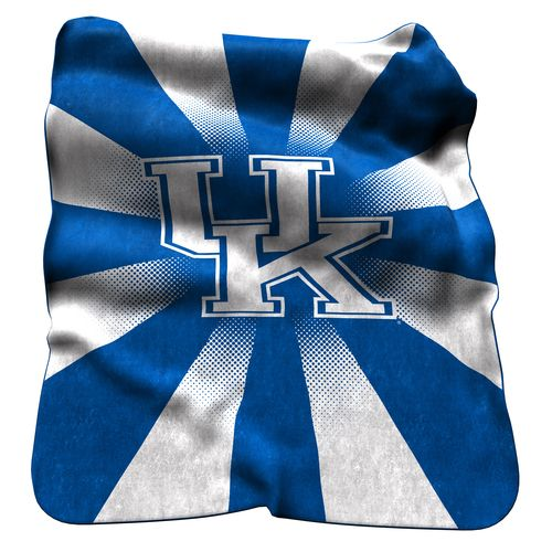 Logo™ University of Kentucky Raschel Throw