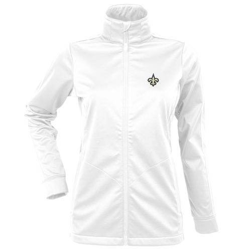 Antigua Women's New Orleans Saints Golf Jacket