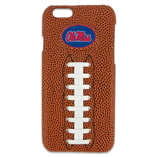 GameWear University of Mississippi Classic Football iPhone® 6
