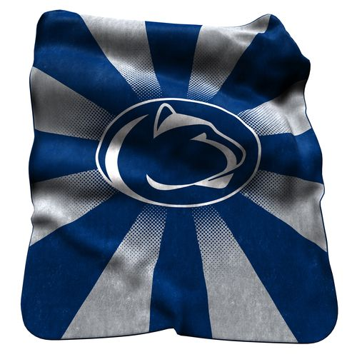 Logo™ Penn State Raschel Throw - view number 1